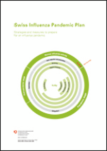Swiss Influenza Pandemic Plan PDF