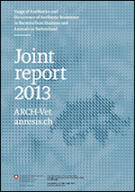 Joint Report 2013
